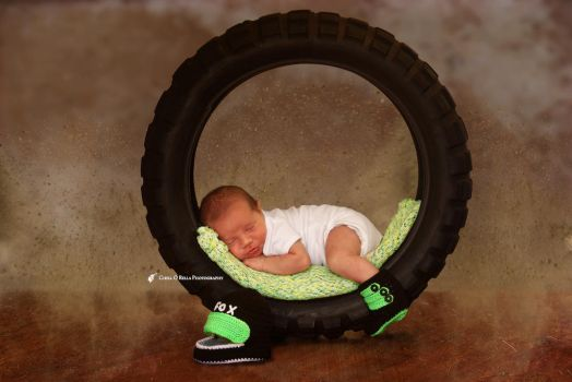MOTOCROSS BABY by Chell-O-Rella