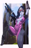 Widowmaker by Knifoon