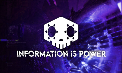 Information is power (Sombra) by EasyGuyChris