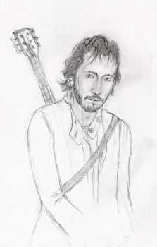 Pete Townshend by Moldave
