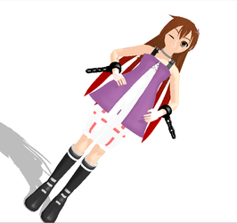 MMD Newcomer Humingbird by khftw