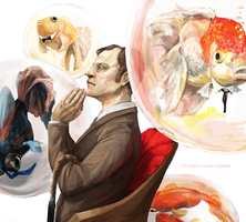 World of Goldfish by Lhax