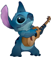 Stitch for Luke by QueenRebecca