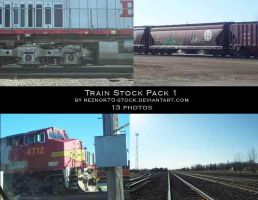 Train Stock Pack 1 by reznor70-stock