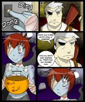 Comic - Happy Halloween by Dakazis-Bro