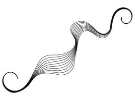 Creating a Curve Lines Ribbon by GraphicIdentity