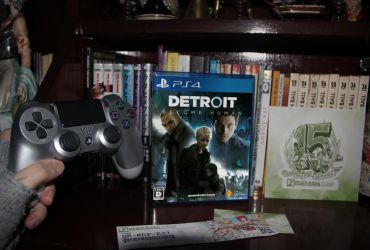 Detroit Become Human (PlayAsia) by marblegallery7