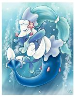 Popplio And Primarina