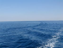 Just the sea. by Siwiel
