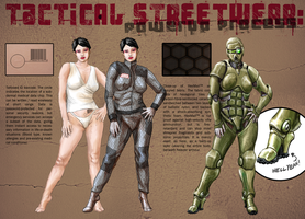 Tactical Streetwear by Bristow-Bailey