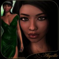 Aiyelle for A4, by RenderCandy by FantasiesRealmMarket