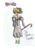 Hiruko-The Nightmare Inspector by dawnleapord