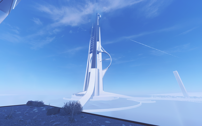 The Shard by Kerbonaut