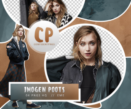 Png Pack 336 // Imogen Poots by confidentpngs