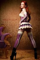 Outfit by Amatoris Latexcouture by THETERRORCAT