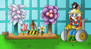 Horticulture Final: Watering Time! by YingYang-girl