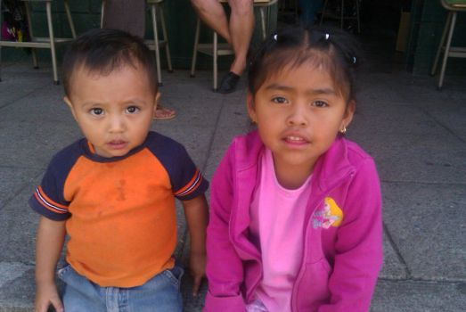 Children of Guate by MiniDO