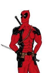 Deadpool by nolly999