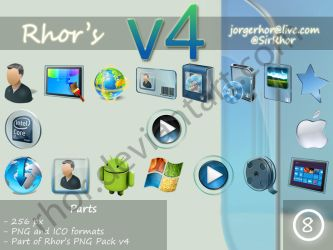 Rhor's PNG Pack v4 - Part 8 by Rhor