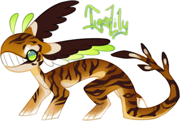 Custom Seed Goon - Tiger Lily by Simonetry