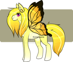Golden Pony Auction :closed: AB added by Koiremains