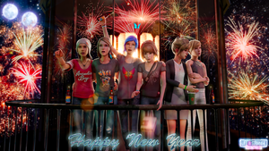 LiS BtS - Happy New Year by Mike-Kossi