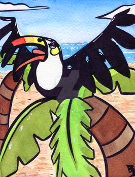 Toucannon by BomberBees