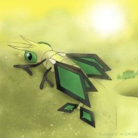 The Dragonfly Pokemon