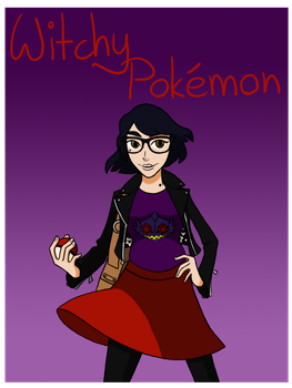 WitchyPokemon by WitchyStella