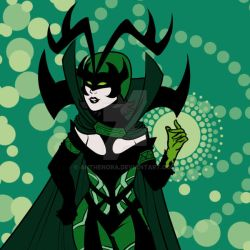 PC- Hela by Anthenora