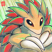 Chousen Sandslash by raizy