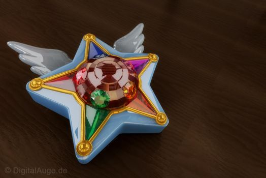 Sailor Star Yell 3D by digitalAuge