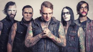 My Favourite Bands Combichrist by Omnianimeman