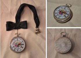 Pocket Watch by paul-rosenkavalier