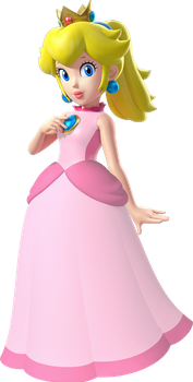 Super Mario Sunshine 2: Princess Peach by CaitlinTheStarGirl