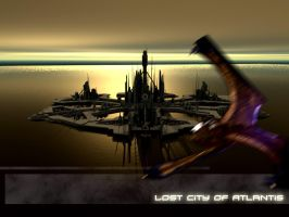 Atlantis by SubCre8or