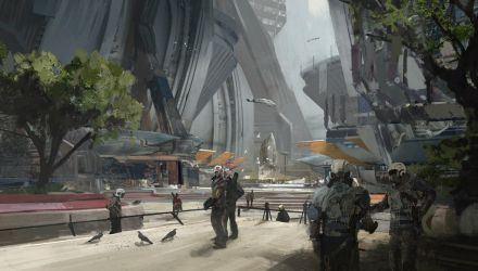 vS Plaza by SolarSouth