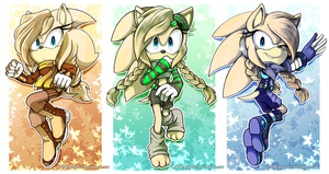 ~Solar's Alt. Outfits~ by CNWgraphis