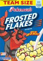 Alolan Cereal #4: Tony the Incineroar