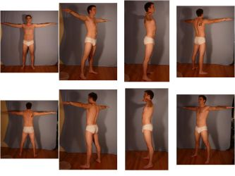 Free 3D Model Reference Pack M - Pose 1 by SenshiStock