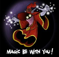Magic Be With You by Hyaroo
