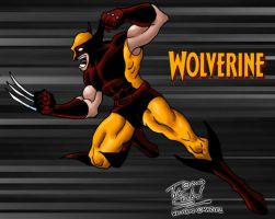 Wolverine Charges by tylersticka