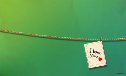 I Love You by Camiluchan
