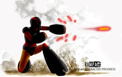 Rampage -Motion Capture- by RudyHax95