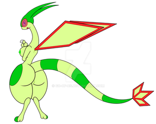 Flygon by GB-of-BS