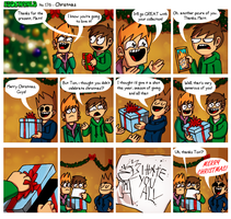 EWCOMIC No. 176 - Christmas by eddsworld