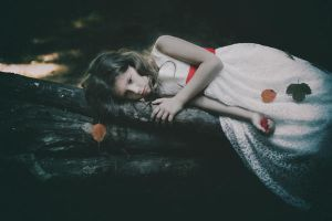 Lost in the bleak forest by NataliaDrepina