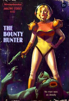 The Bounty Hunter by astoralexander