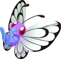 Butterfree #012