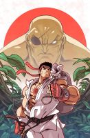 Street Fighter Unlimited Issue 1 by edwinhuang